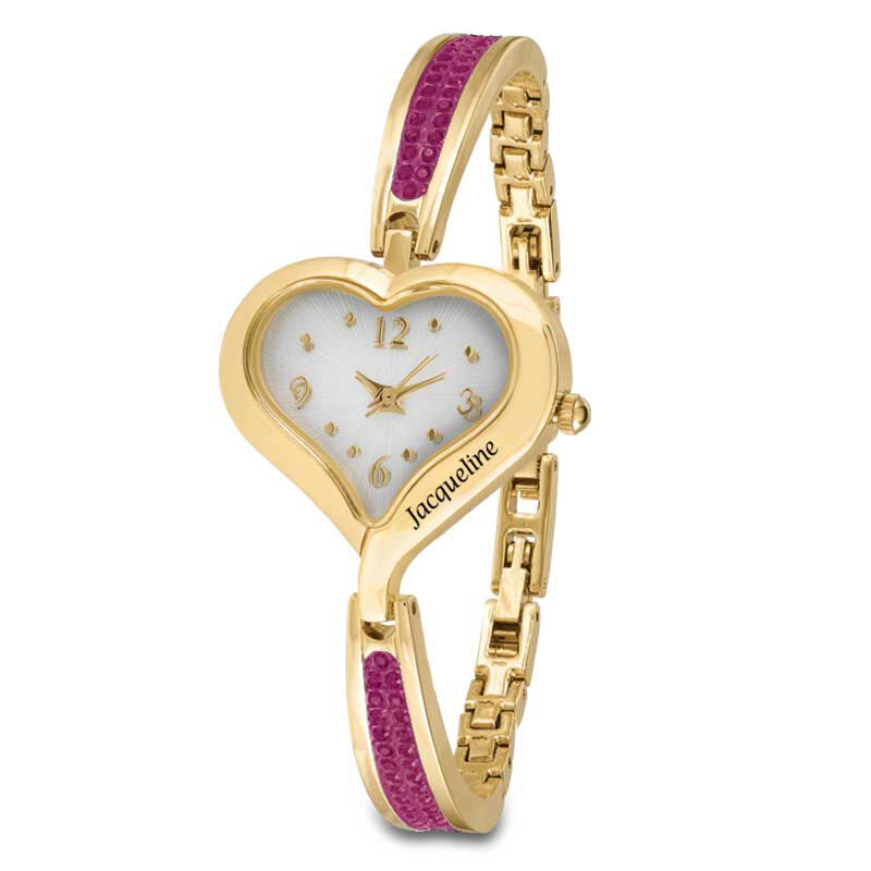 The Her First Name Birthstone Watch 6015 001 8 10