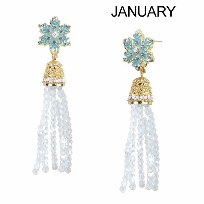 A Year of Cheer Tassel Earrings 1724 001 1 2