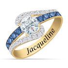 Personalized Birthstone Splendor Ring 10385 0012 i september