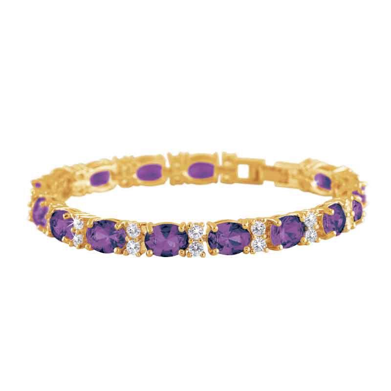 Birthstone Tennis Bracelet 1265 001 6 6