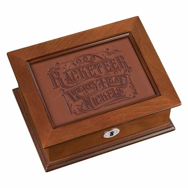 1883 Racketeer Liberty Head Nickel Set 6059 001 5 3