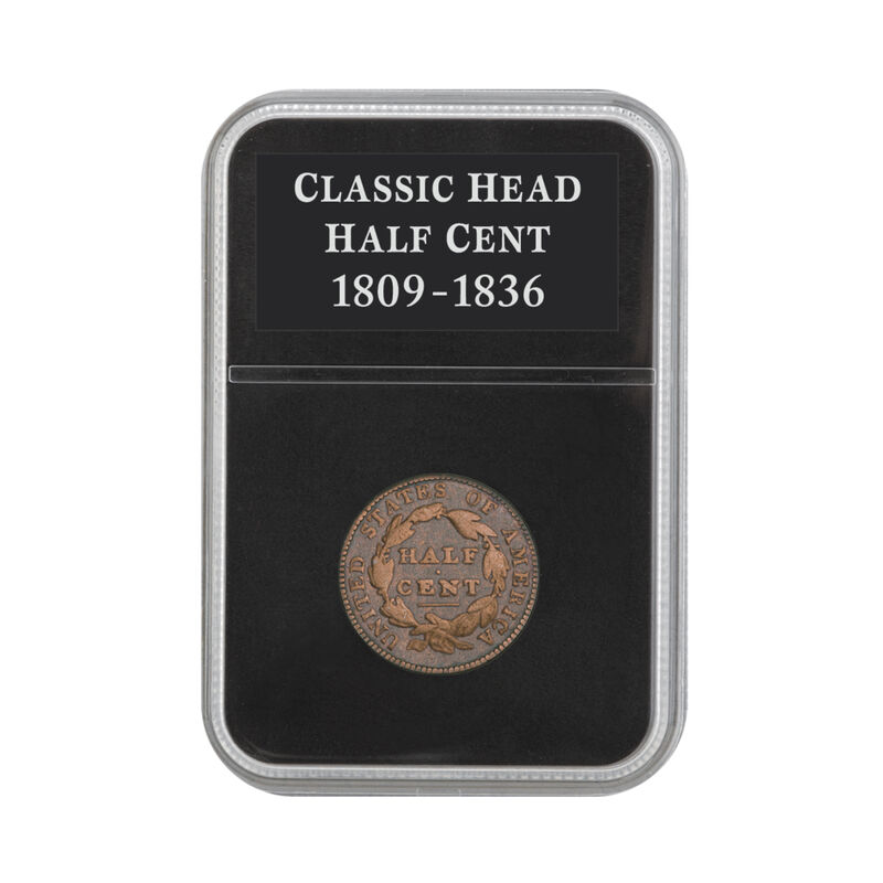 The Rare Cent Coin Collection 5218 0056 f showpack