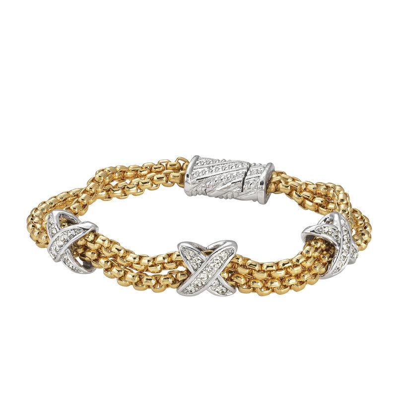 Golden Essentials Bracelets Collection 6175 0055 g bracelet7