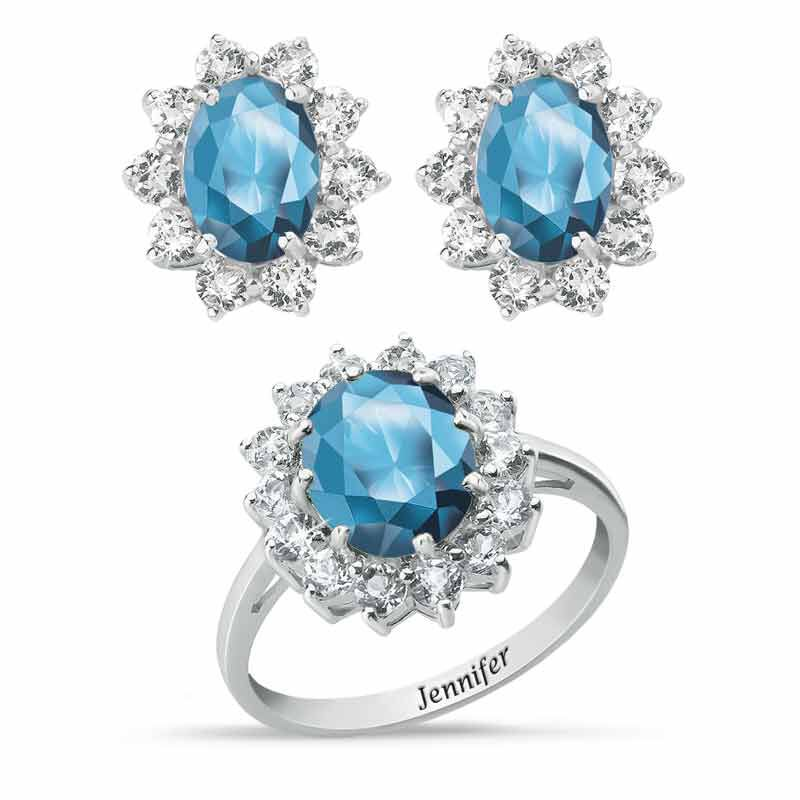 Birthstone Splendor Jewelry Set 2140 001 5 12
