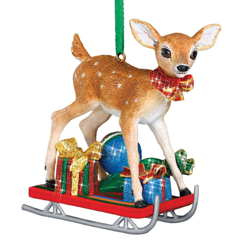 Baby Animal Christmas Ornaments   Your 1st One is FREE 9617 005 5 1