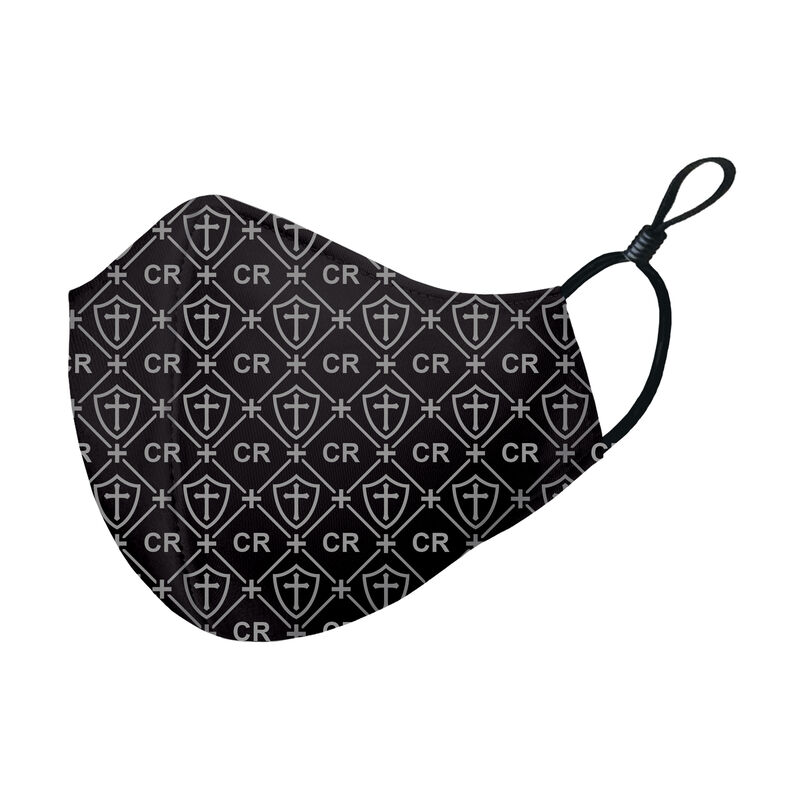 Symbols of Faith Face Masks 10023 0028 f black