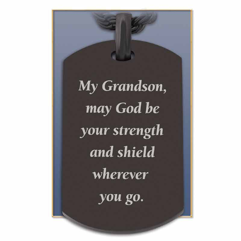 Grandson Shield Pendant 2264 001 5 2