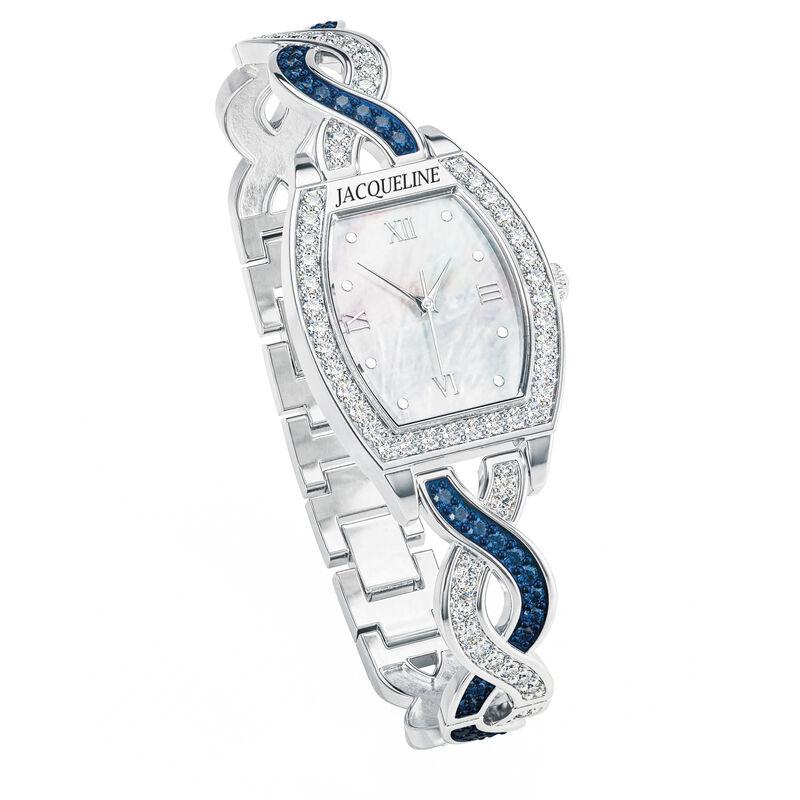 Birthstone Bracelet Watch 10148 0010 m angle