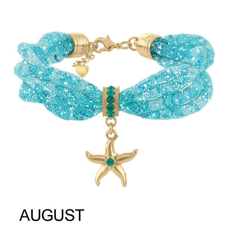 Colors of the Month Crystal Bracelets 6079 002 9 6