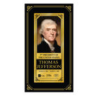 The U.S.Presidents 24kt Gold Note Collection 6662 0014 b thomas jefferson