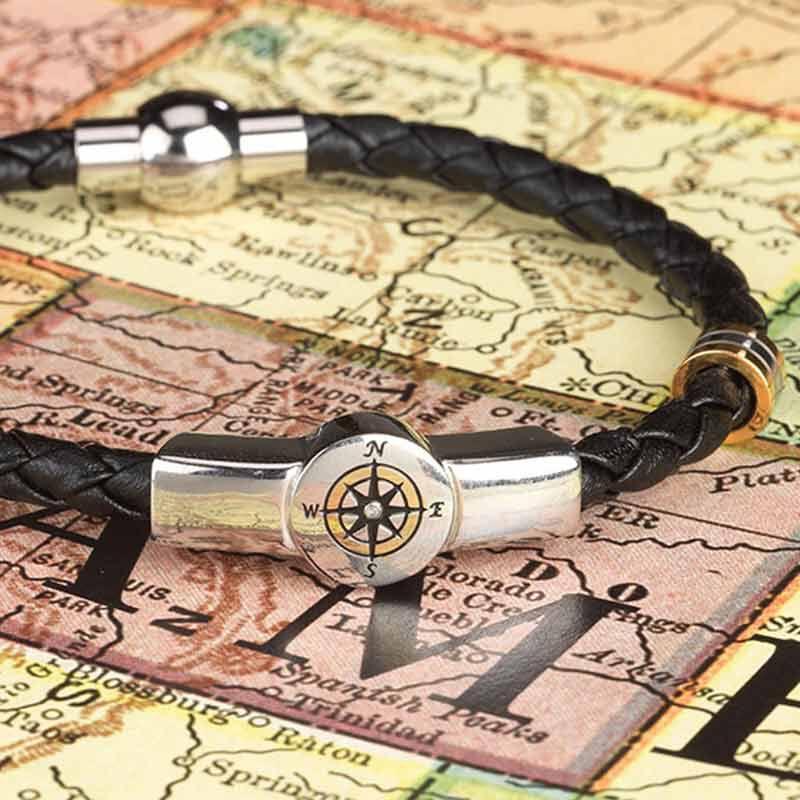 Grandson Leather Bracelet 5702 001 8 5