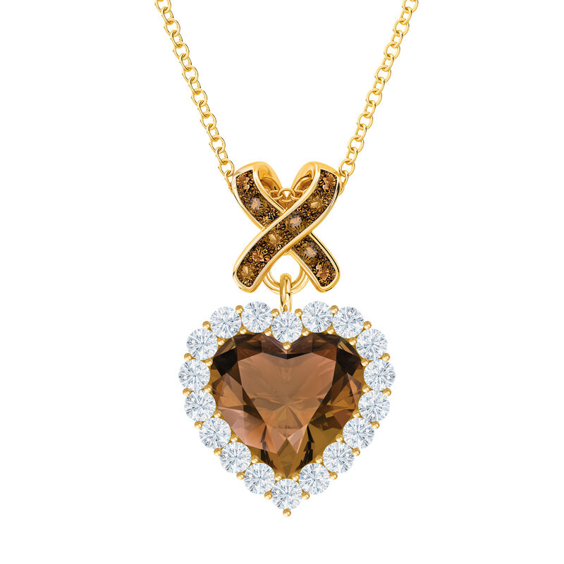 Sweeter than Chocolate Monthly Pendants 6074 0024 b february
