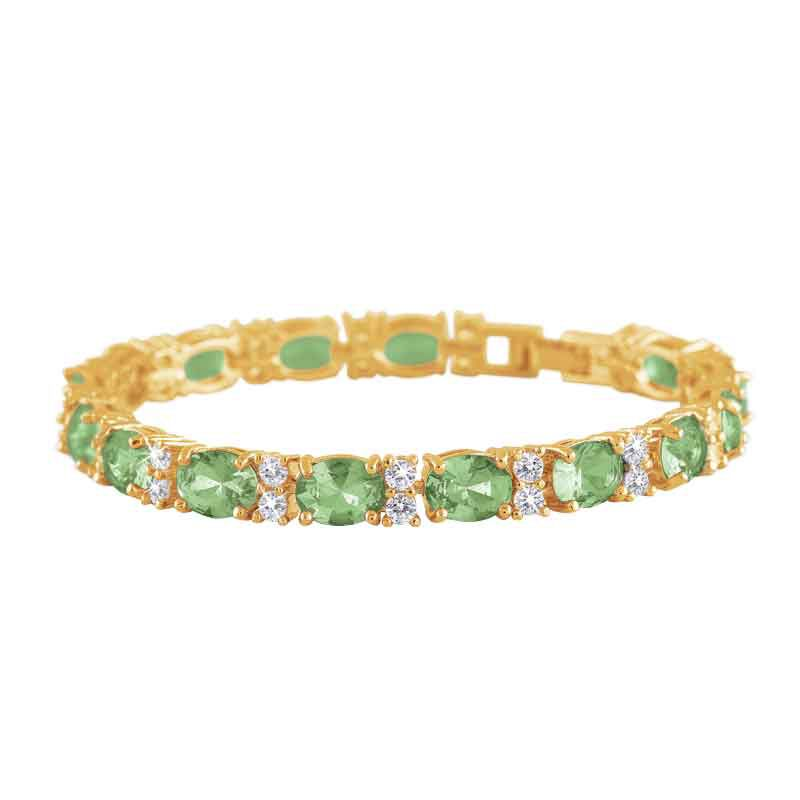 Birthstone Tennis Bracelet 1265 001 6 8