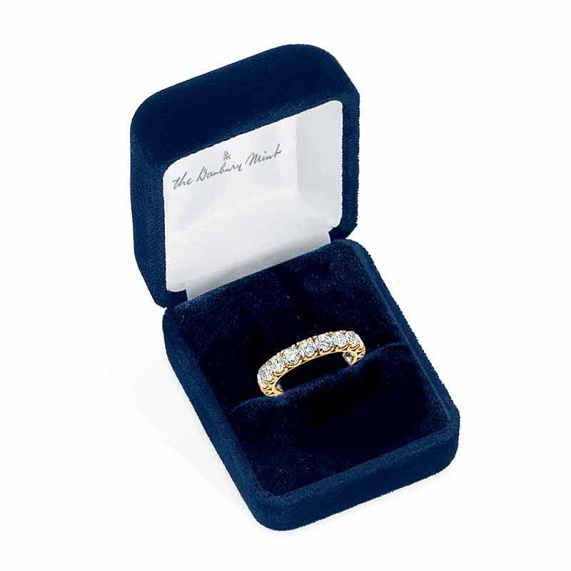 The Diamonisse Golden Eternity Ring 2172 001 6 2