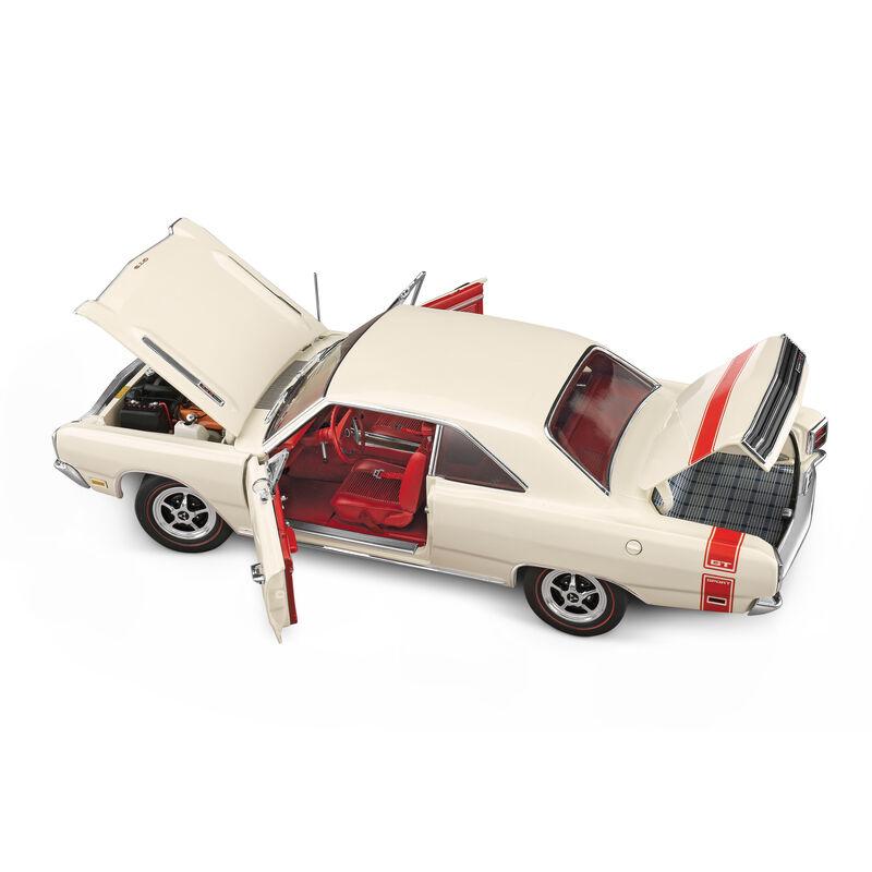 1969 Dodge Dart GTS 4626 0378 d door open