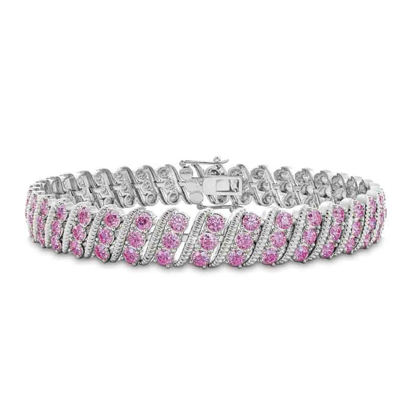 Bold  Brilliant Birthstone Bracelet 6003 001 2 6