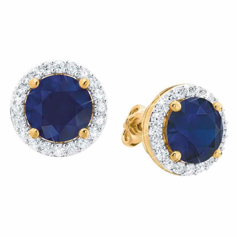 Birthstone Stud Earrings 3359 014 2 9