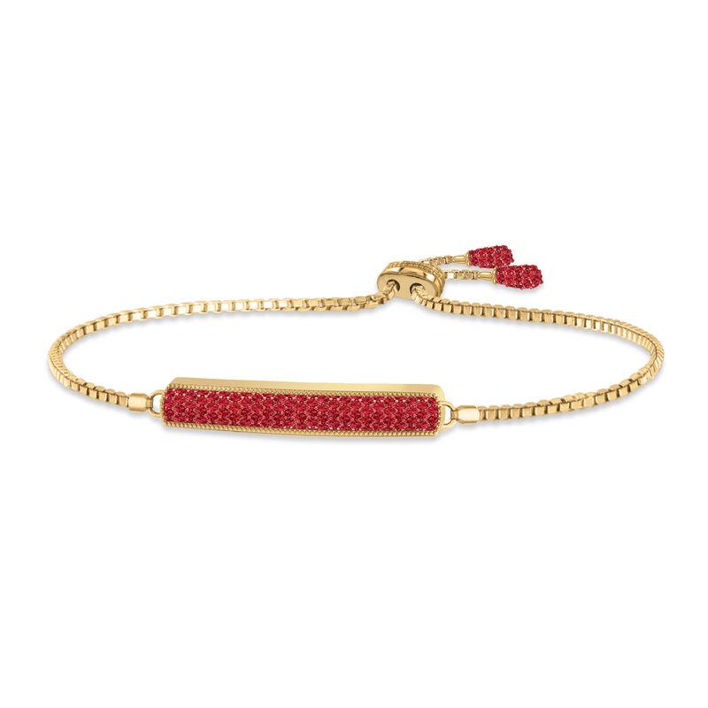Birthstone Bolo Bracelet 6501 0027 g july