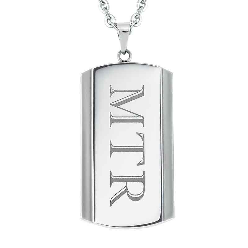 For My Grandson Personalized Dog Tag 2981 006 6 1