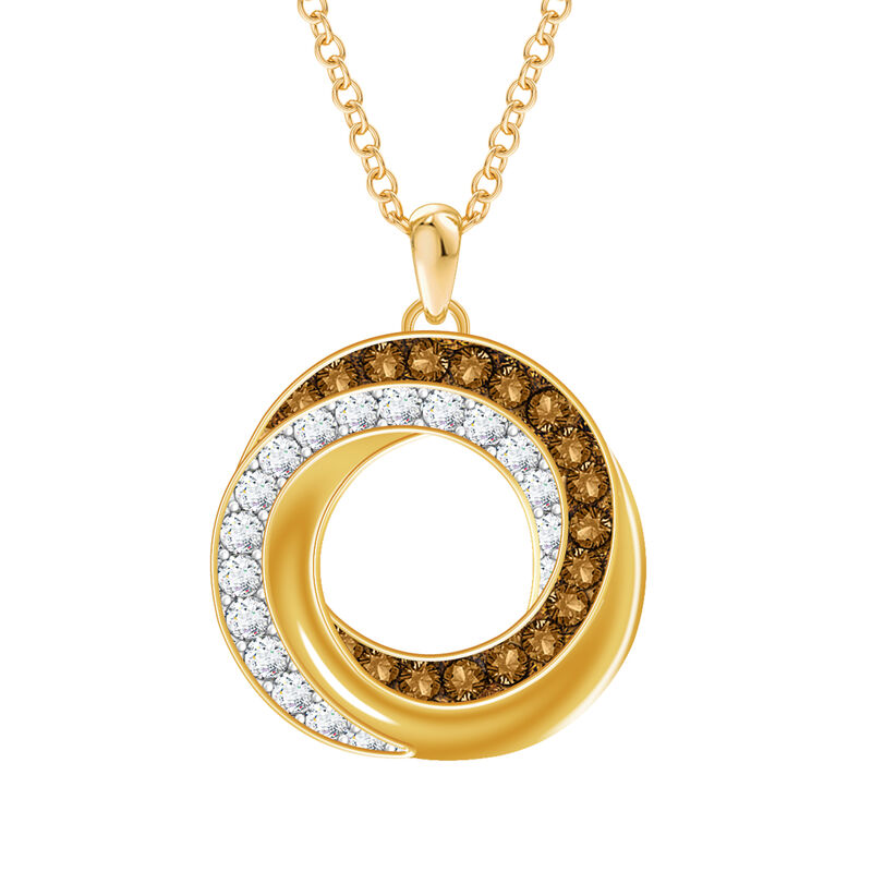 Sweeter than Chocolate Monthly Pendants 6074 0024 g october