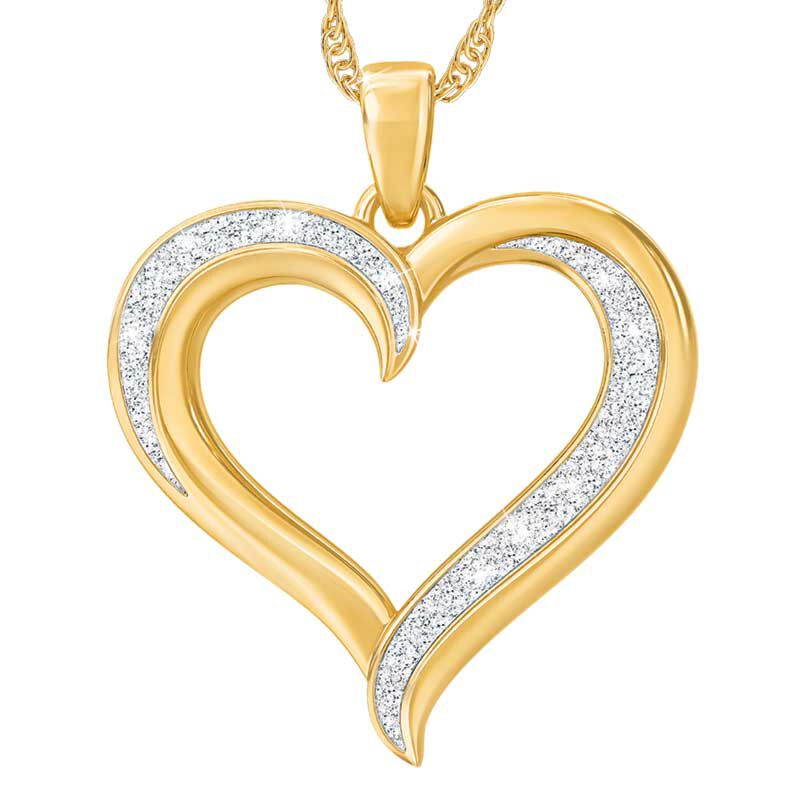 My Heart is Yours Diamond Pendant 5767 001 0 2