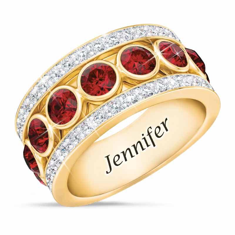 Birthstone Spinner Ring 1522 001 5 1