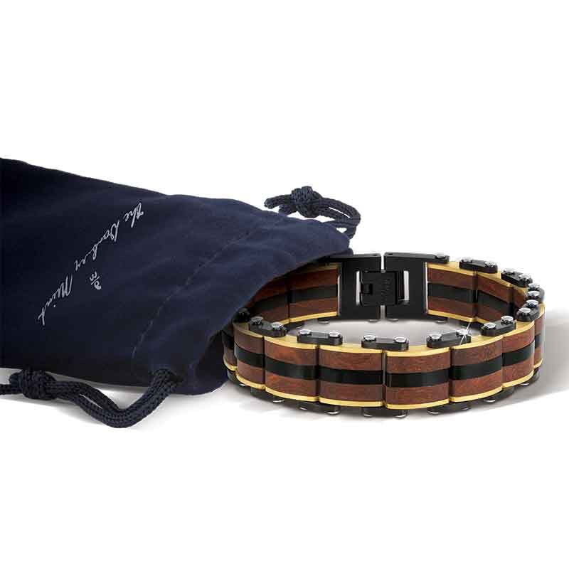 The Artisan Mens Bracelet 6523 001 3 2
