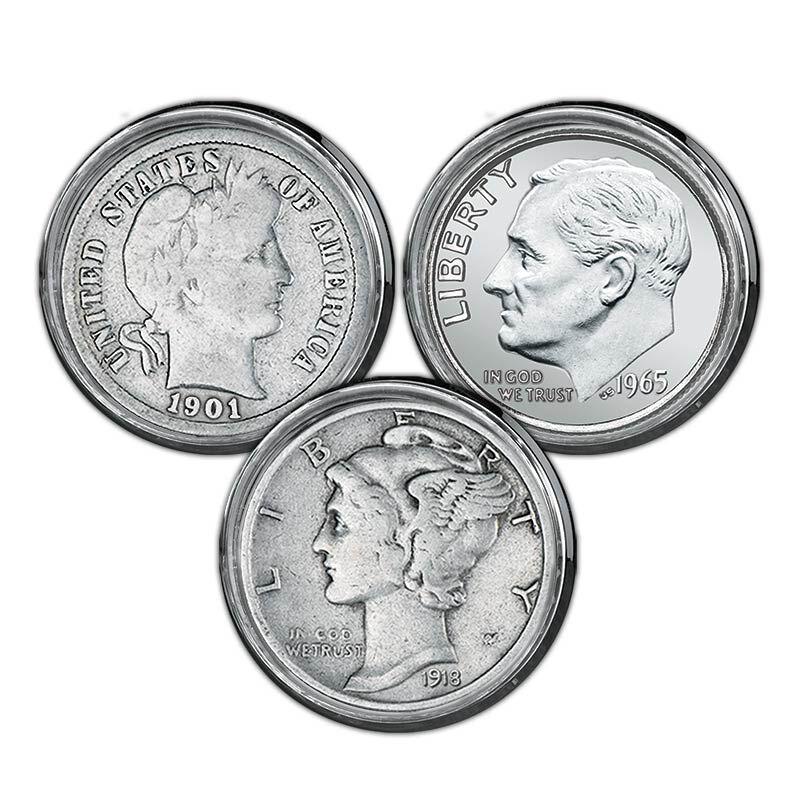 The Complete 20th Century Dime Treasury 5295 002 9 1