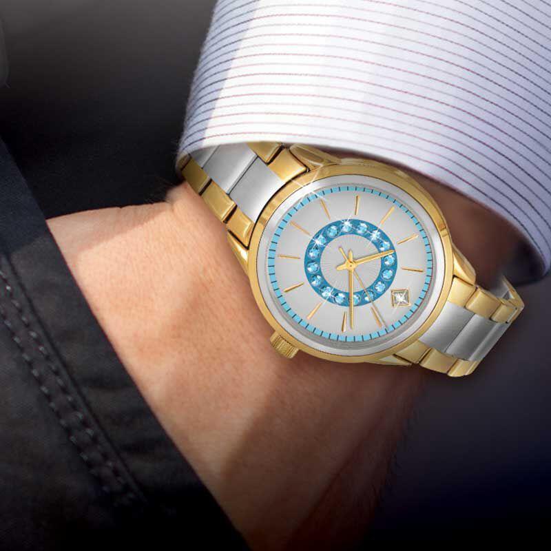 The Birthstone Diamond Watch 2231 001 5 14