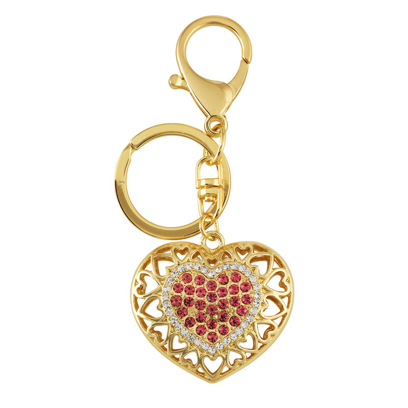 A Year of Cheer Keychains 10695 0017 b february