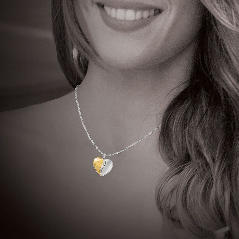 You Are the Love of My Life Diamond Pendant 5712 0073 m model