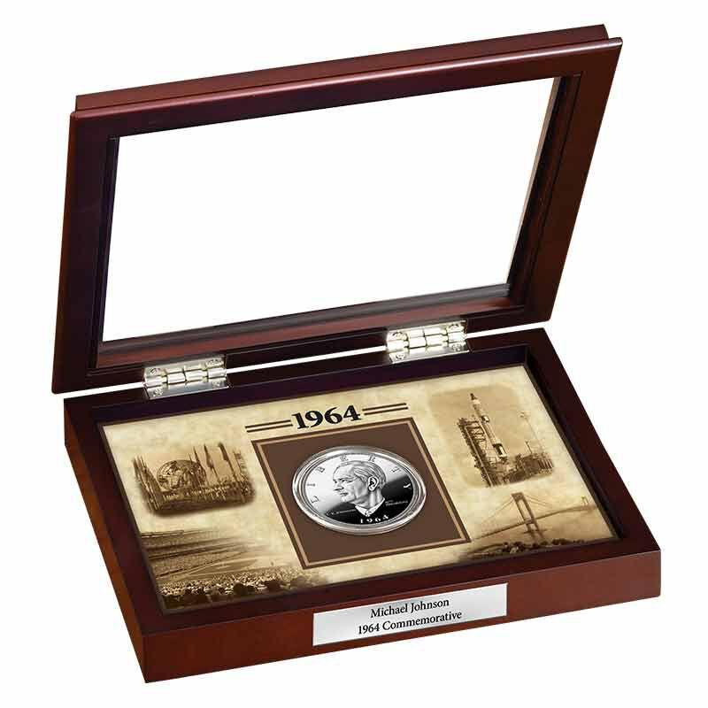 The Birth Year Silver Commemorative 1852 001 5 1