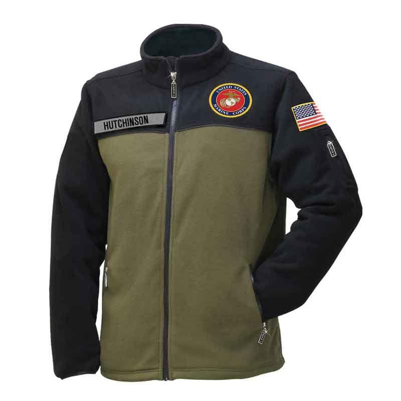 The US Marines Jacket Fleece 1662 004 9 1