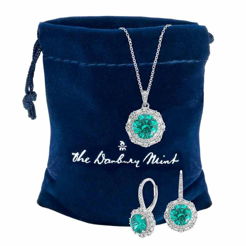 The Brazilian Beauty Necklace  Earring Set 6246 001 9 4