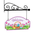 Seasonal Sensations Welcome Signs 10168 0015 d april