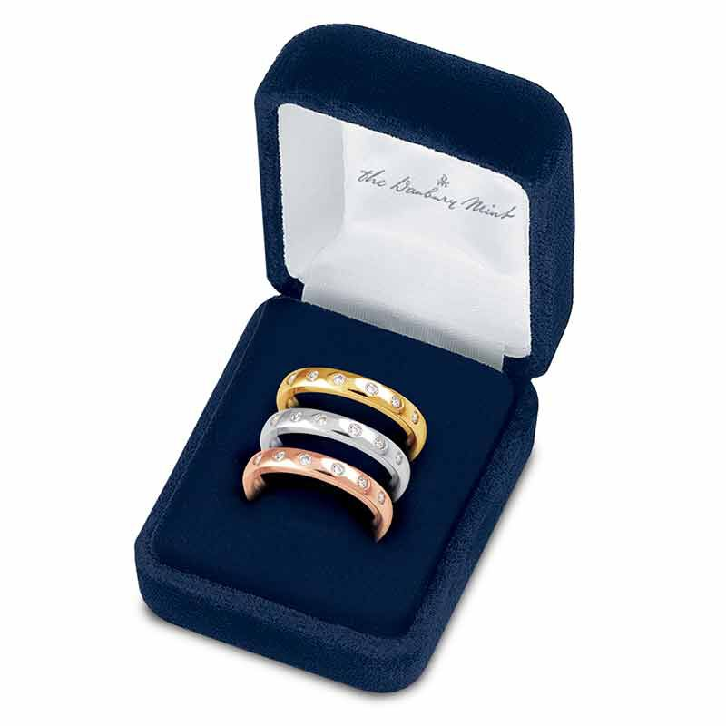 The Copper Trio Stackable Ring Set 4911 001 8 4