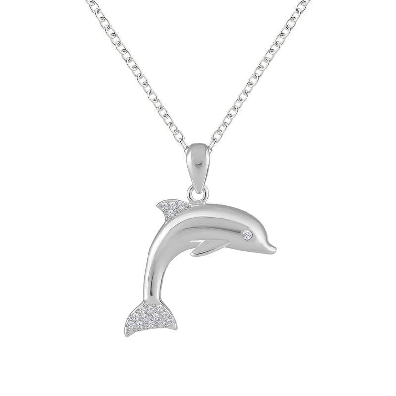 Monthly Animal Pendants 6880 0010 b dolphin