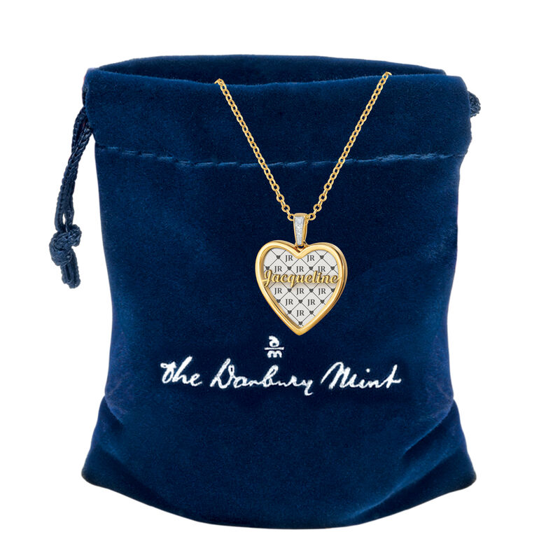 Personalized Designer Pendant 10436 0011 g gift pouch