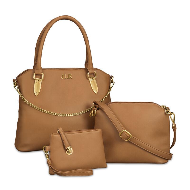 Handbag Tan 3 in 1 1083 0016 a main