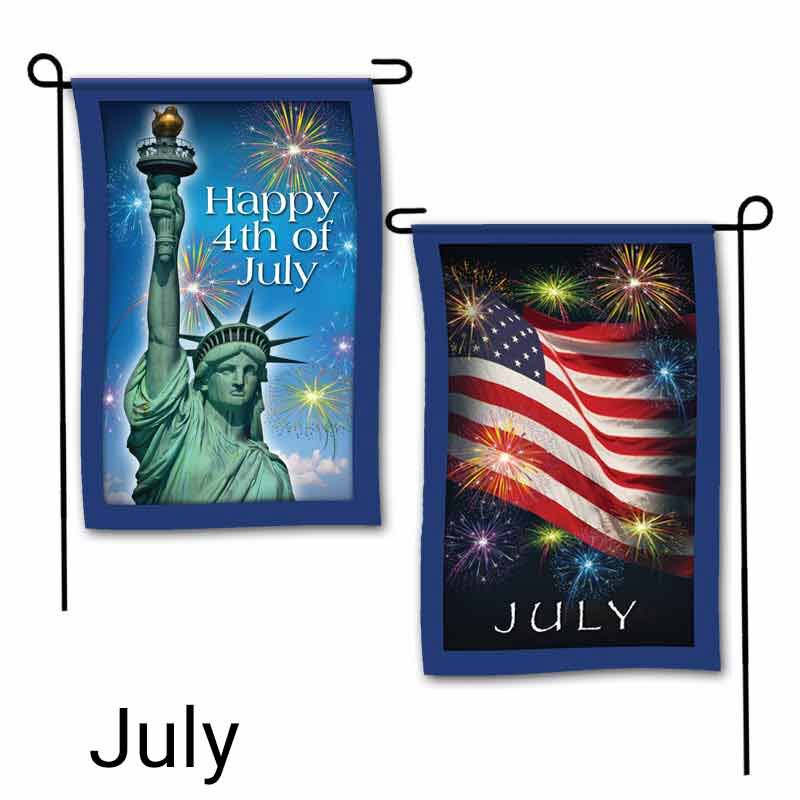 Seasonal Sensations Yard Flags 5731 001 3 7