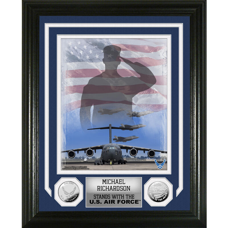 Salute to the United States Air Force Commemorative 5077 016 3 1