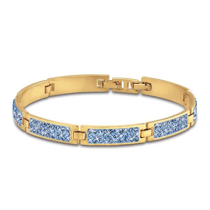 Birthstone Fire Bracelet 1628 001 8 9