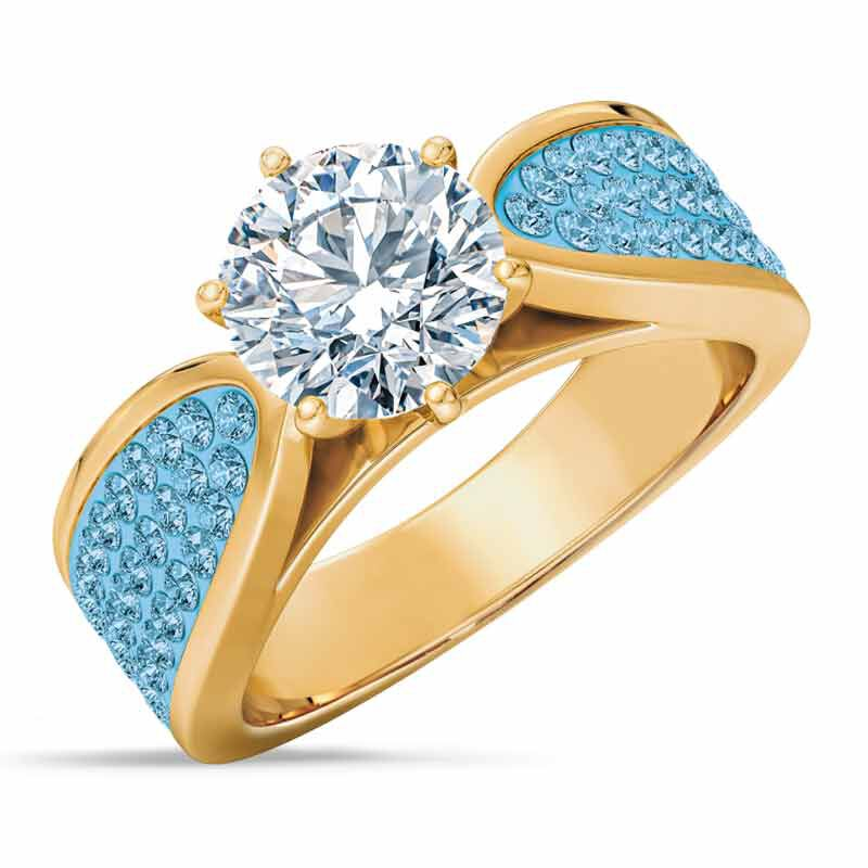 The Birthstone Fire Ring 2581 001 1 12