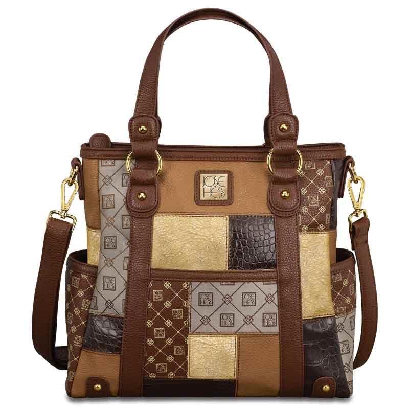 Jose Hess Patchwork Handbag 5184 001 5 1