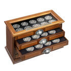 Last Four Decades of the Florin 10025 0018 d display