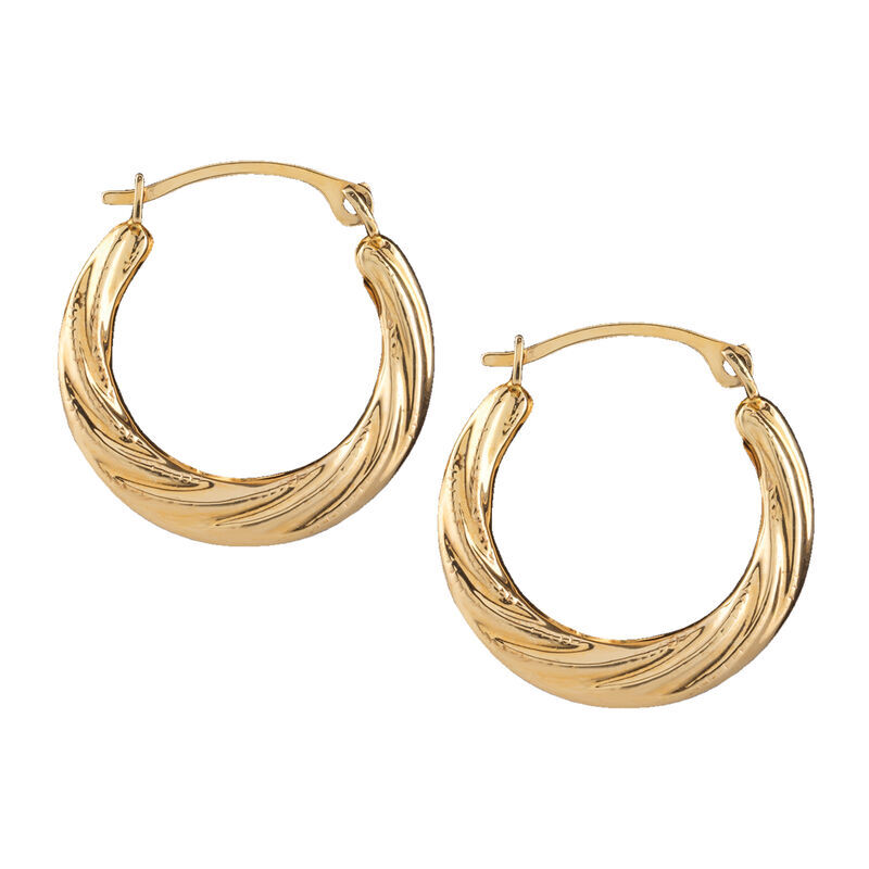 The Essential Gold Earring Set 6315 001 5 2