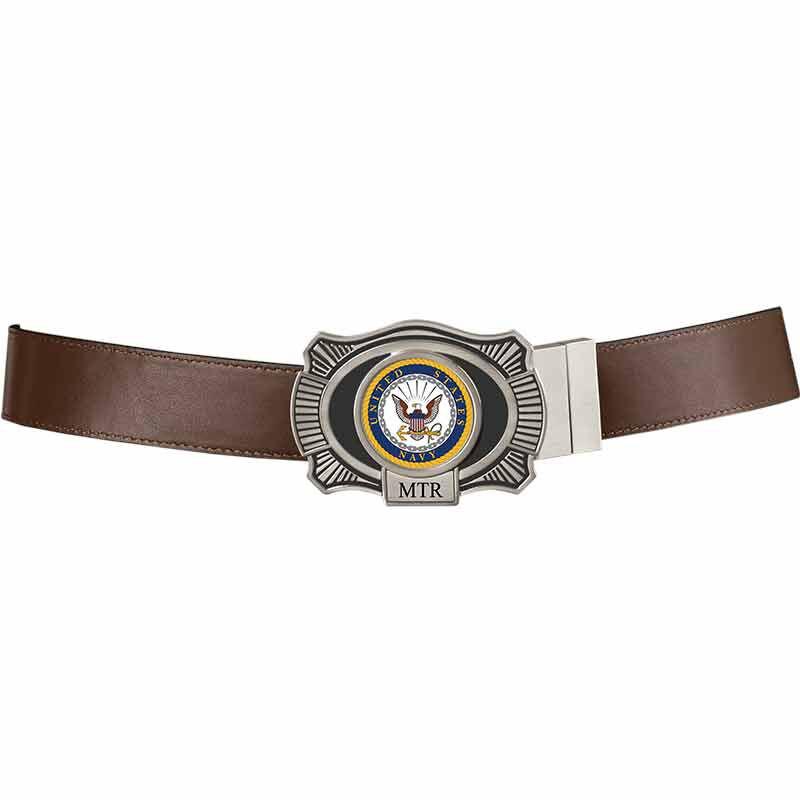 The USNavy Leather Belt 2398 004 8 4