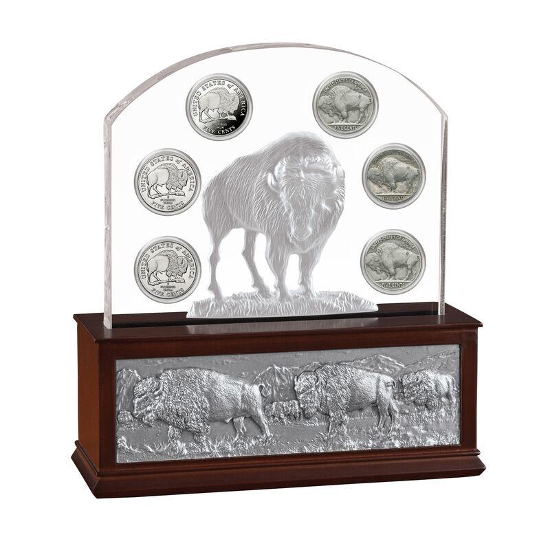 The Complete Buffalo Nickel Mint Set 6668 0018 a main