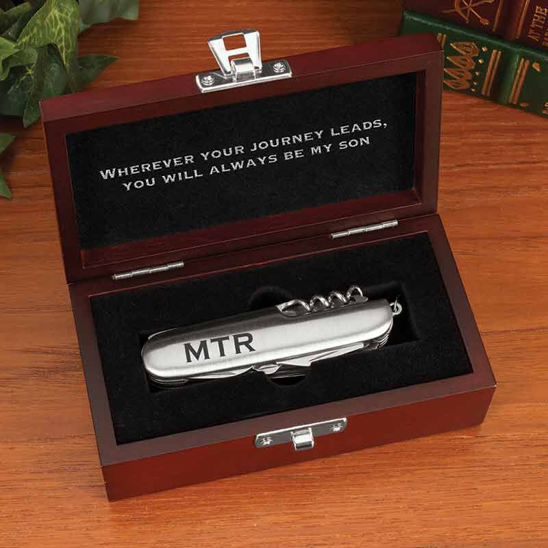 Personalized Son Pocket Knife 1341 001 4 5