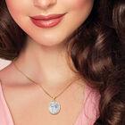Guardian Angel Personalized Diamond Pendant 10612 0017 m model